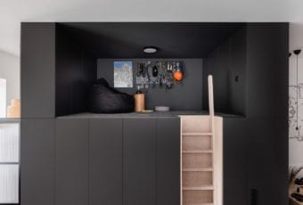 Mieszkanie architektki Karoliny Gacy z pracowni GRUPA NONO