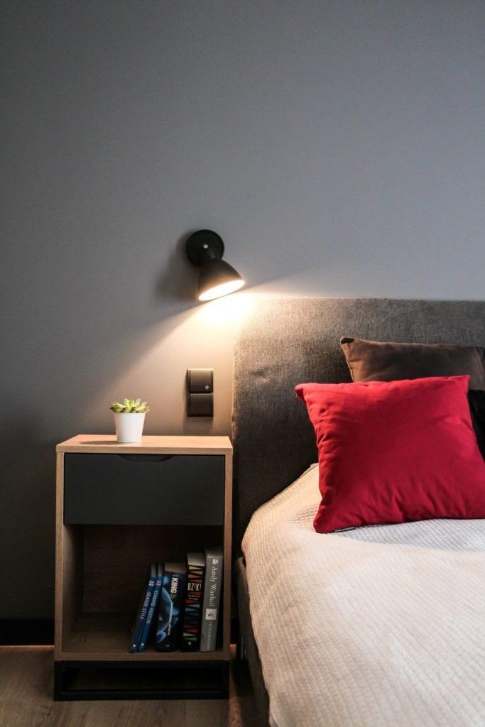 Mieszkanie w Poznaniu projektu 3XB Architekci