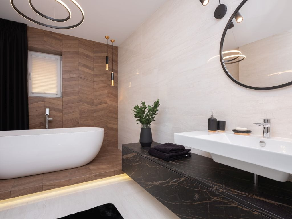 Kaza Interior Design i mieszkanie w Suchedniowie