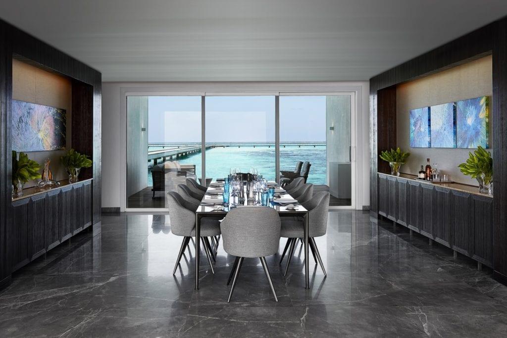 Muraka – willa na Malediwach z podwodną sypialnią