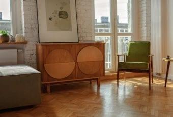 50'store – design w stylu mid-century