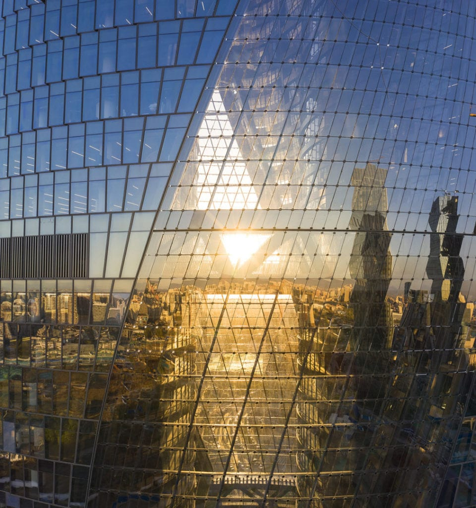 Projekt Leeza SOHO Tower w Pekinie od architektów z Zaha Hadid Architects