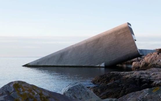 Under – pierwsza w Europie podwodna restauracja