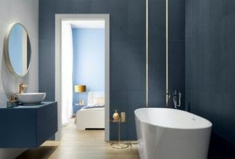 Classic Blue w kolekcjach Ceramiki Tubądzin