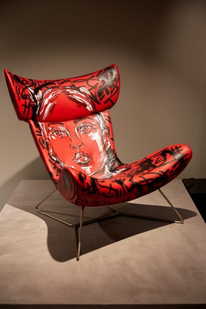 Fotel Imola od BoConcept - ikona designu - Projket Henrik Petersen - Mateusz Suda