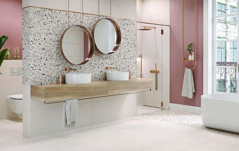 Hika ii bathroom - Perła Ceramiki Projektantów – użytkowników CAD Decor 2019