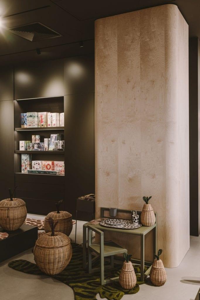 Hlonda 6 Design For Children - warszawski concept store - projekt Studio.O. - foto PION Studio