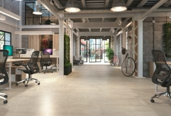 Jak wybrać podłogę do biura? Wnętrzarski office dress code