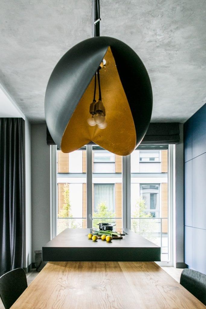 Joanna Zabłocka studio projekowania wnętrz - projekt poznańskiego apartamentu