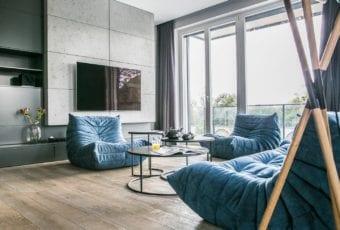 Joanna Zabłocka i projekt apartamentu w Poznaniu