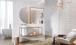 Marka Opoczno i kolekcja Grey Blanket oraz Carrara Chic