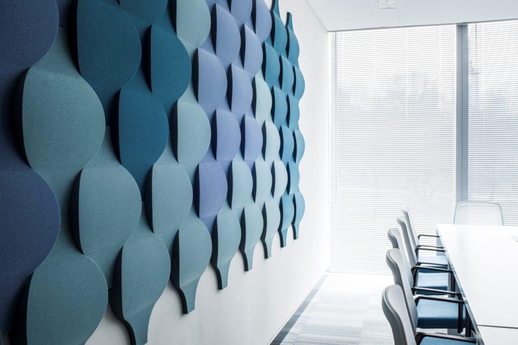 Dekoracyjne panele ścienne od Fluffo - Fabryka miękkich ścian - Ściana miła w dotyku