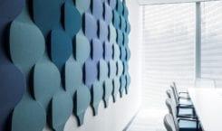 Dekoracyjne panele ścienne od Fluffo