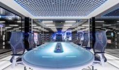 Nordea Horizon – futurystyczne centrum IT w Warszawie