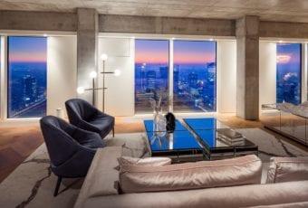 Oxygen – apartament projektu Muc & Scott Interiors