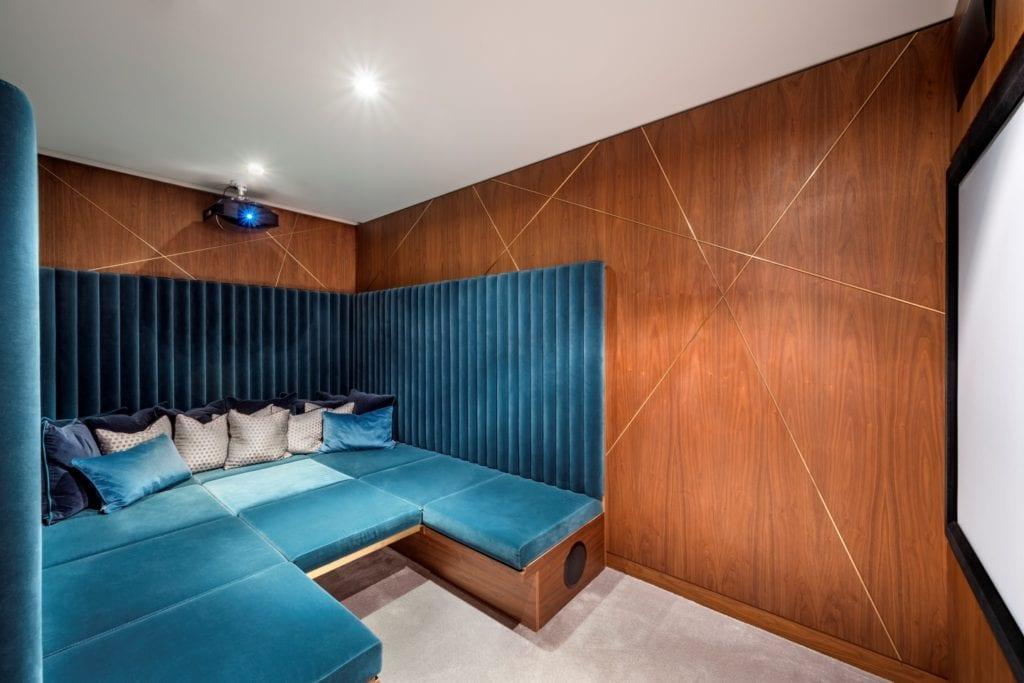 Oxygen – apartament na Złota 44 projektu Muc & Scott Interiors