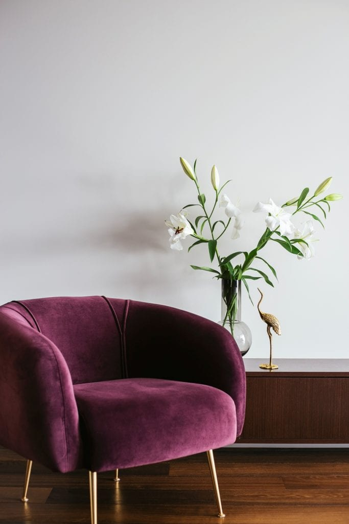 Paryskie inspiracje – polskie mieszkanie od Finchstudio - Magdalena Kwoczka - Zdjęcia Kroniki Studio