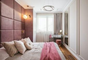 Paryskie inspiracje – polskie mieszkanie od Finchstudio