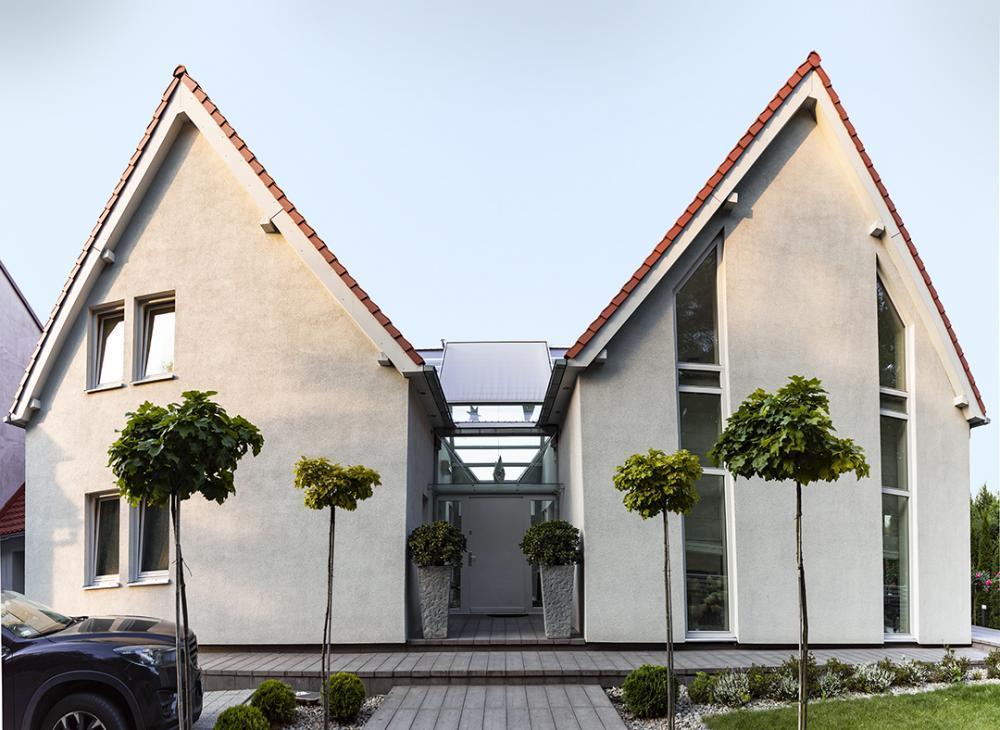 Wybierz najlepszą realizację 2019 - plebiscyt Polska Architektura XXL - Dom mieszkalny w Gliwicach, ArKuS Biuro Projektowo-Doradcze Marek Gachowski