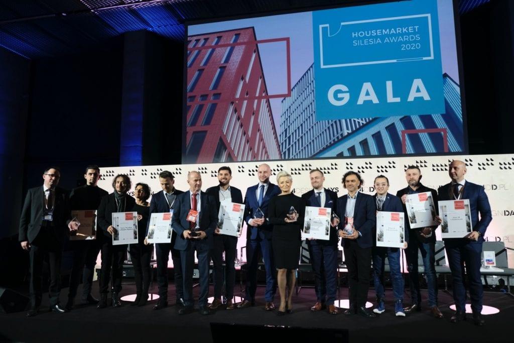 Czy design może zmienić świat? Podsumowanie 4DD 2020 - House Market Silesia Awards 2020 - Laureaci