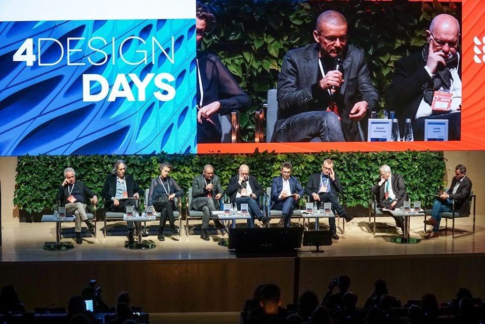 Czy design może zmienić świat? Podsumowanie 4DD 2020 - Sesja inauguracyjna