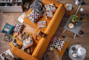 Sofa Slide od VOX – nowy salon każdego dnia