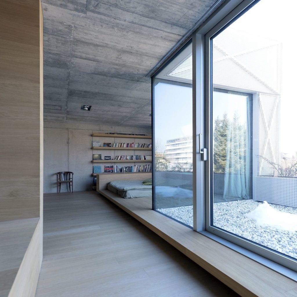 Willa Criss Cross – projekt pracowni OFIS Arhitekti