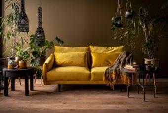 Wybieramy meble tapicerowane do salonu i sypialni