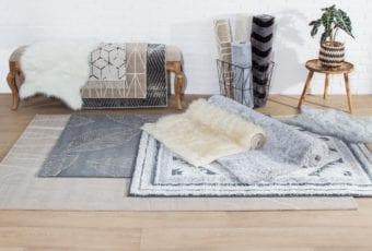 Wybierz modny dywan i odśwież swoje wnętrze