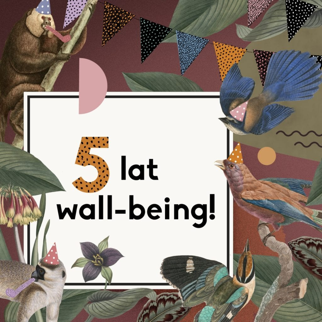 5 lat wall being