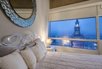 Apartament Glam – luksusowy glamour w sercu Warszawy