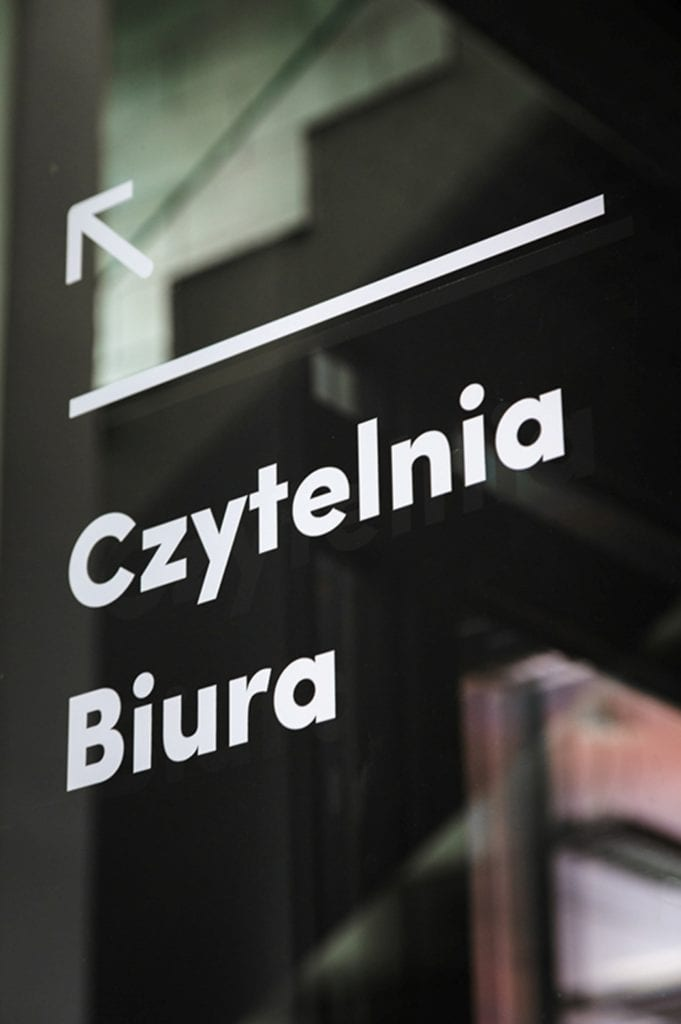 Blank Studio z podwójną nagrodą German Design Award 2020 - system informacji wizualnej Mediateka Tychy