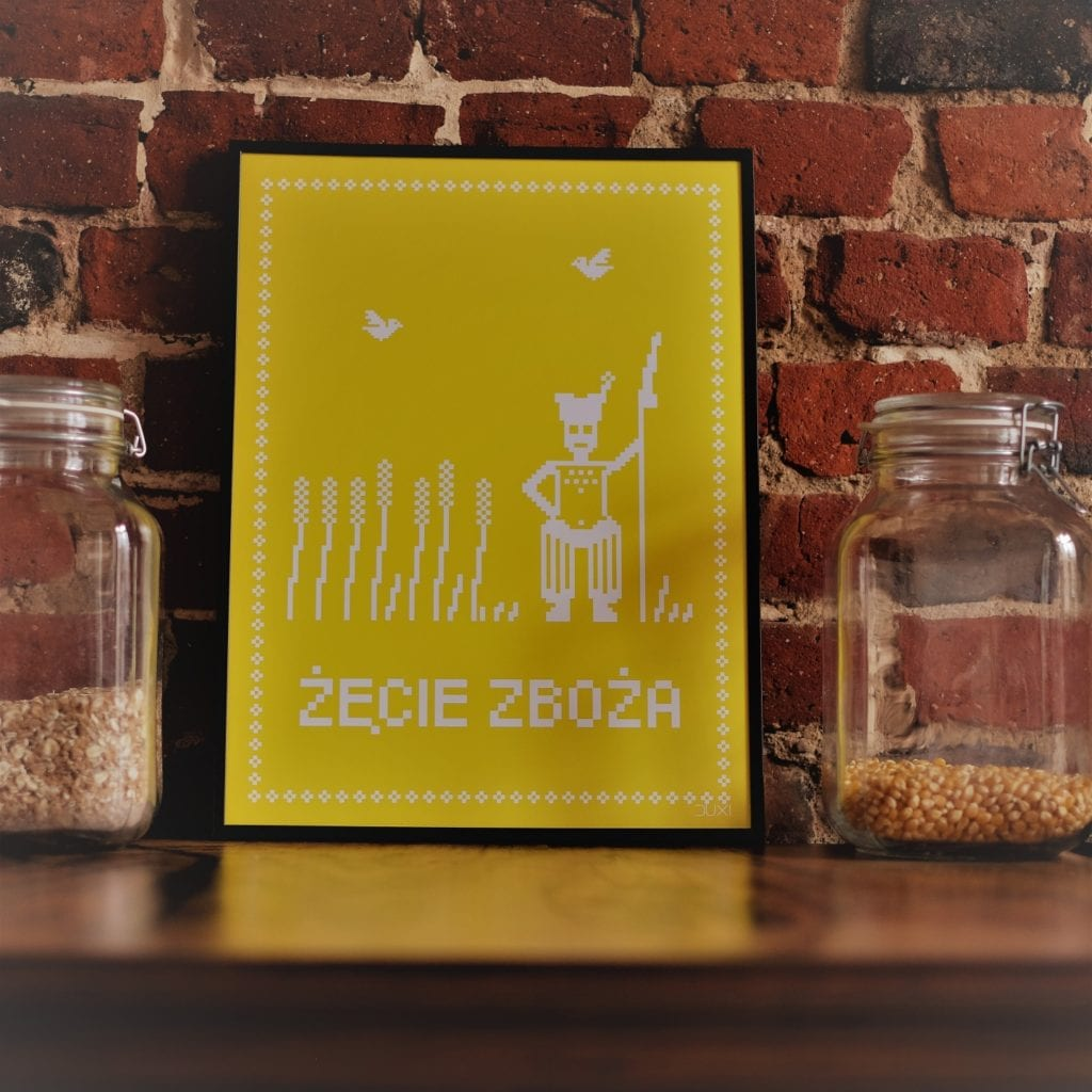 Duxi – polska pracownia, która wyznacza kierunek - Plakat Lato