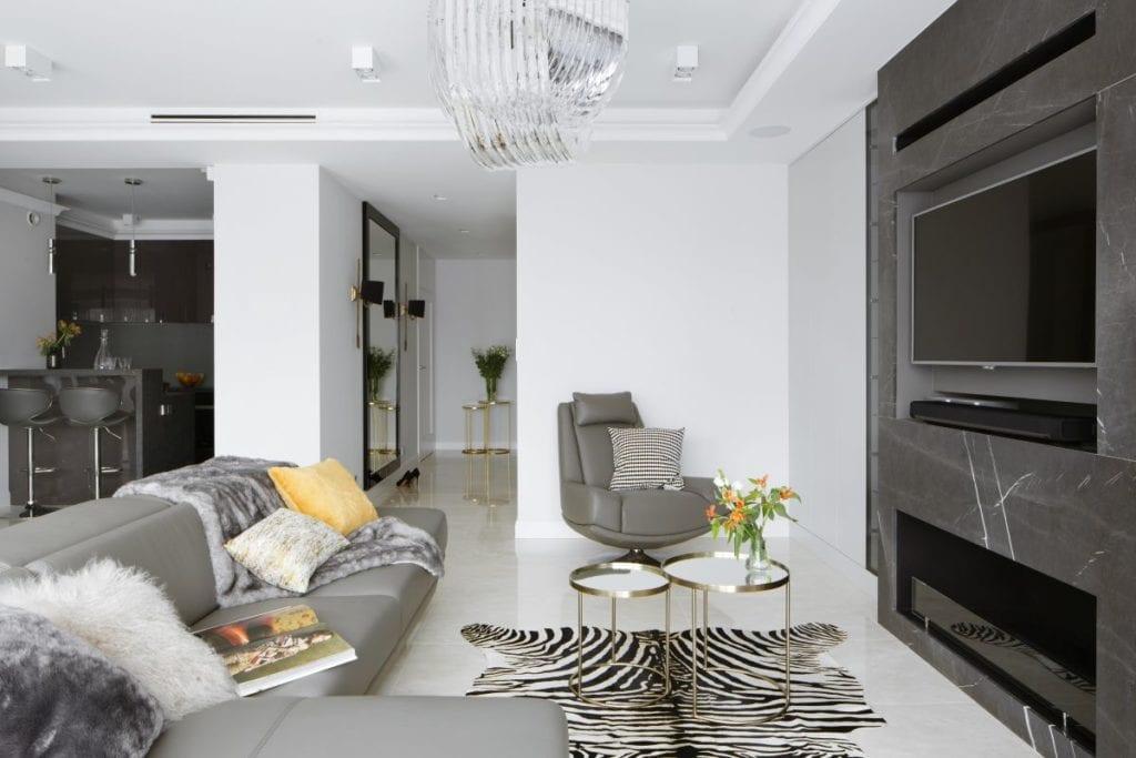 Jak oświetlić strefę dzienną - porady architektki z Pracowni Architektonicznej MGN - Małgorzata Górska-Niwińska