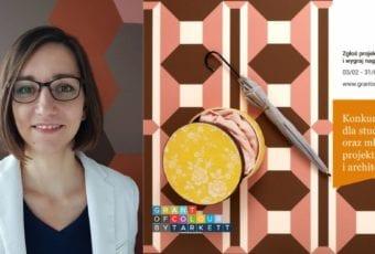 Katarzyna Klimek – projektowanie holistyczne i konkurs Grant of Colour by Tarkett