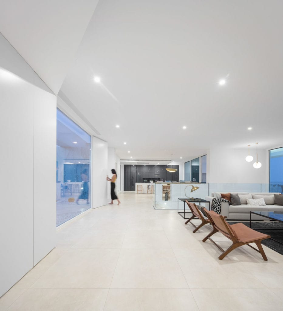 Mario Martins Atelier i projekt domu Casa Carrara