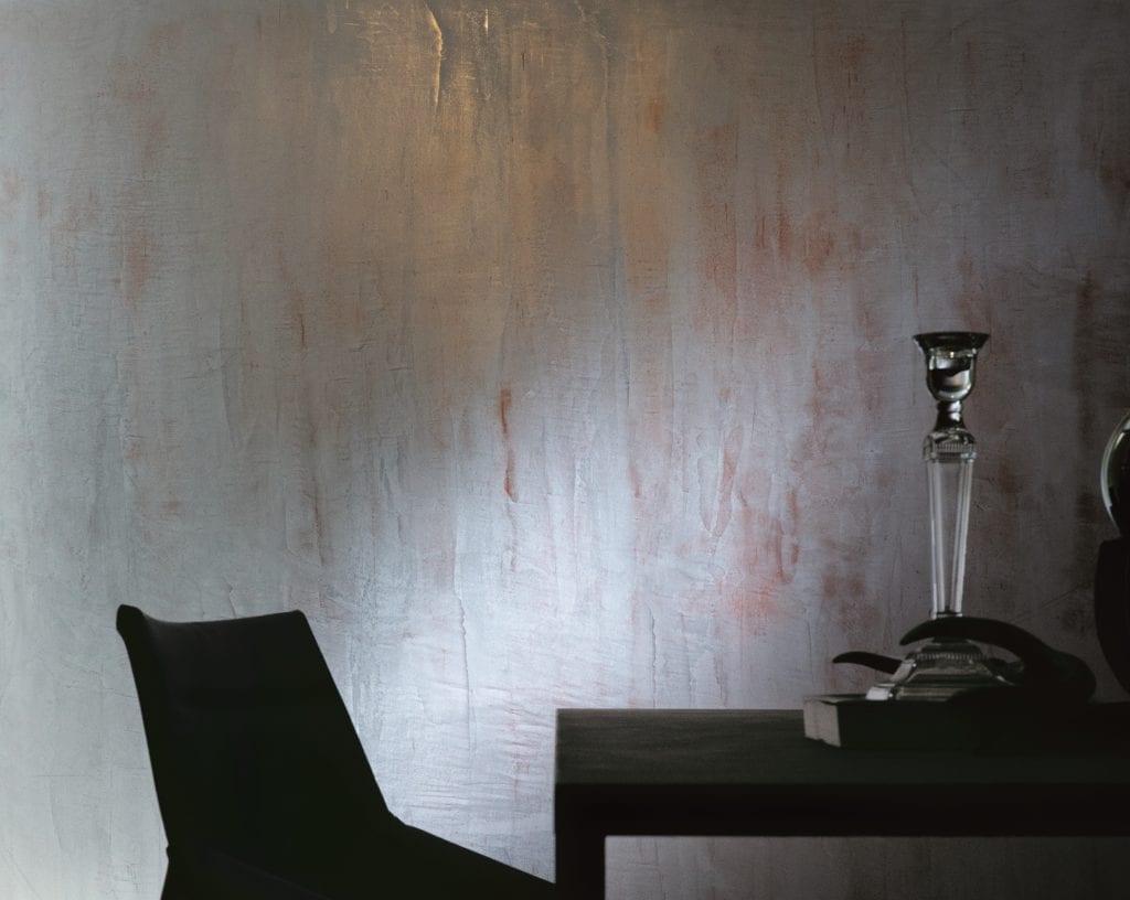 Metaliczne tynki dekoracyjne - nieoczywista odsłona piękna