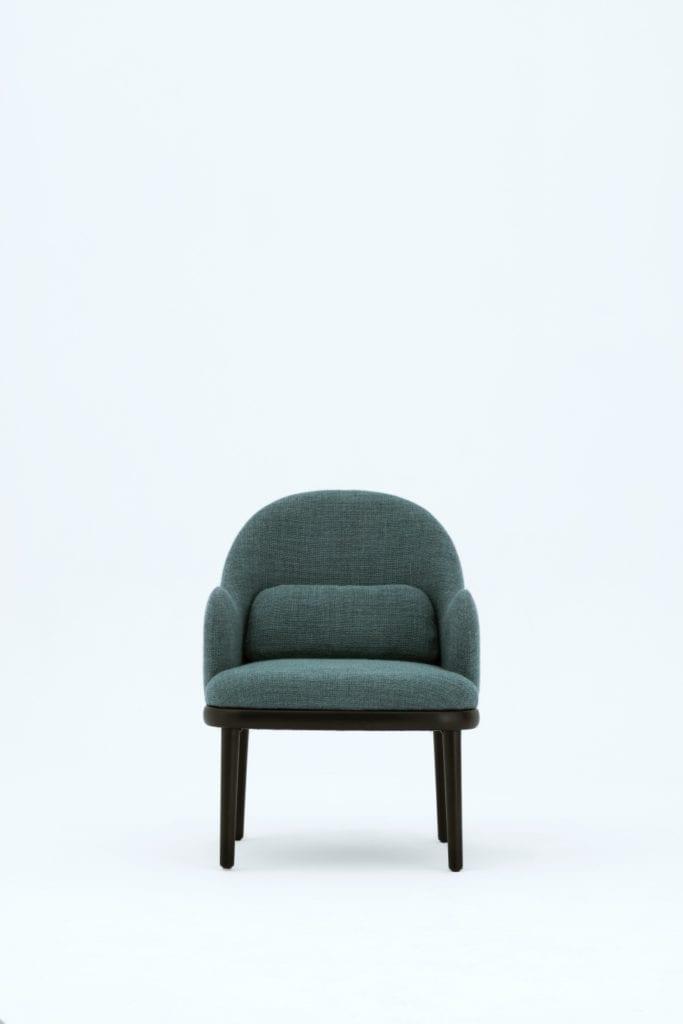 Nobonobo fotel Tupak projekt Tomek Rygalik