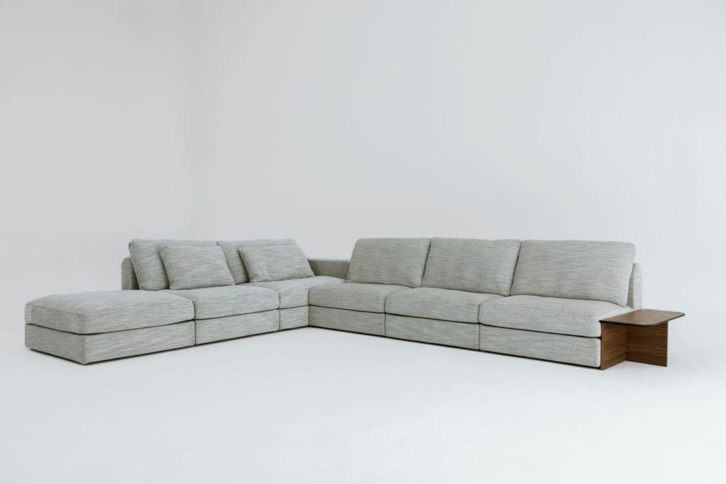 Nobonobo sofa Raksa projekt Tomek Rygalik