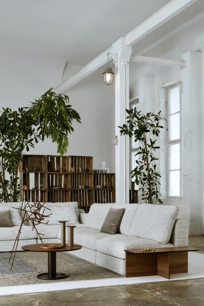 Nobonobo sofa Raksa stolik Oo projekt Tomek Rygalik