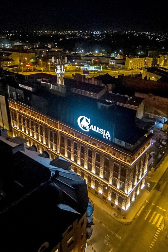 Plebiscyt Polska Architektura XXL 2019 - Kompleks biznesowy Calisia One w Kaliszu - MODOarchitektura
