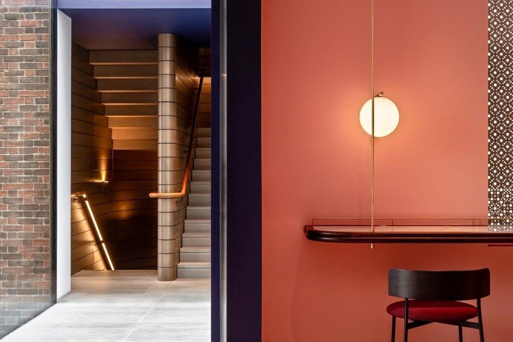 SODA Studio i londyński projekt Walker's Court