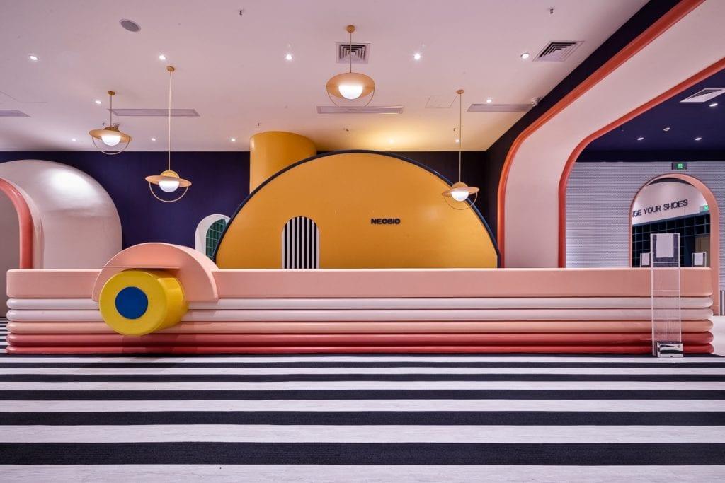 Shenzen Neobio Family Park - miasta marzeń dla dzieci - projekt - pracownia X+Living