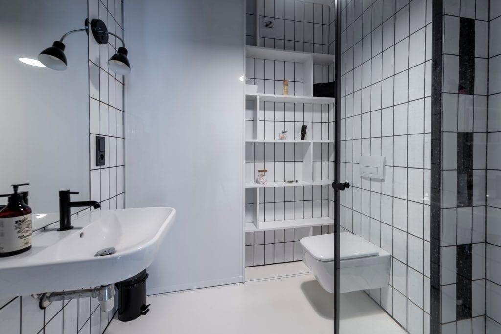 Zwykłe mieszkanie do mieszkania w Poznaniu - projekt Łukasz Pruchniewicz