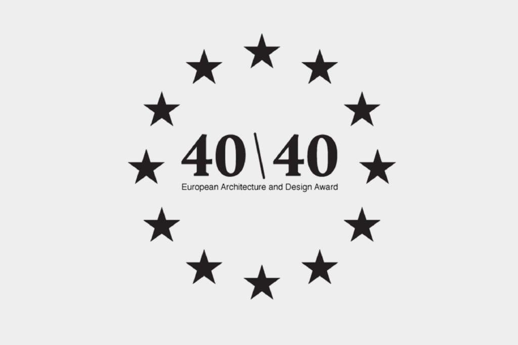 40 under 40 - logo konkursu