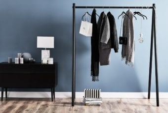 6 pomysłów na porządek w szafie i garderobie