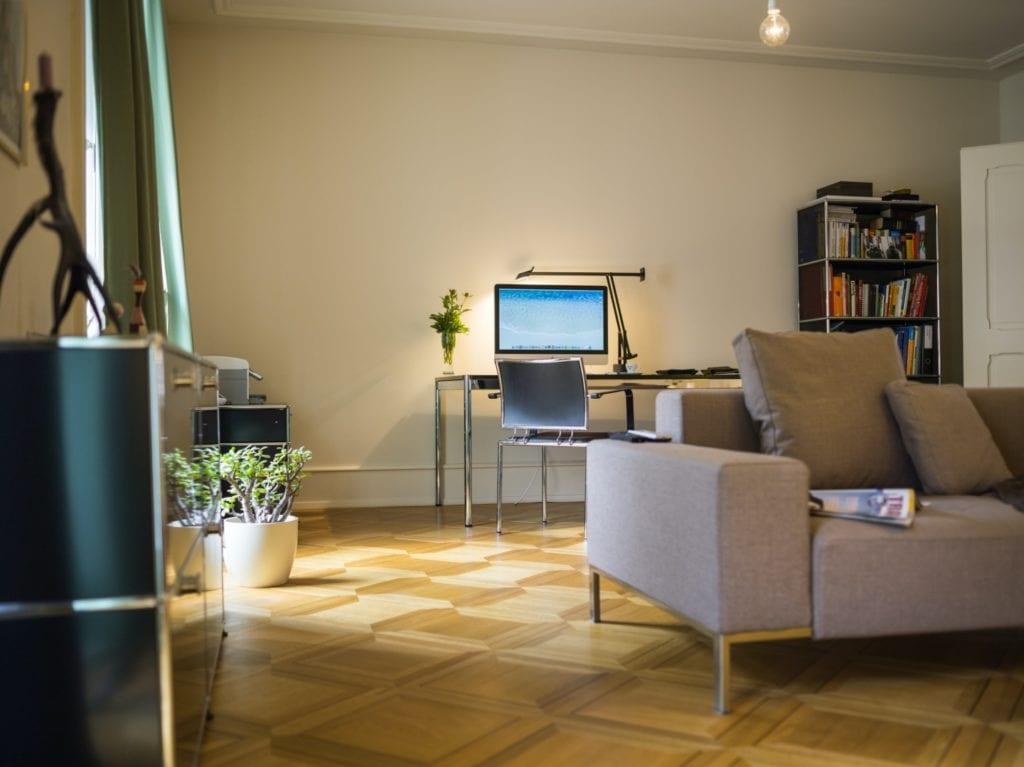 8 sposobów na home office według MoodWorks