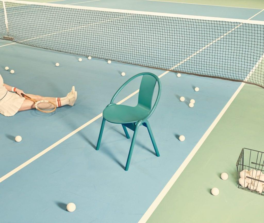 Alex Gufler i kolekcja Grand Slam od TON