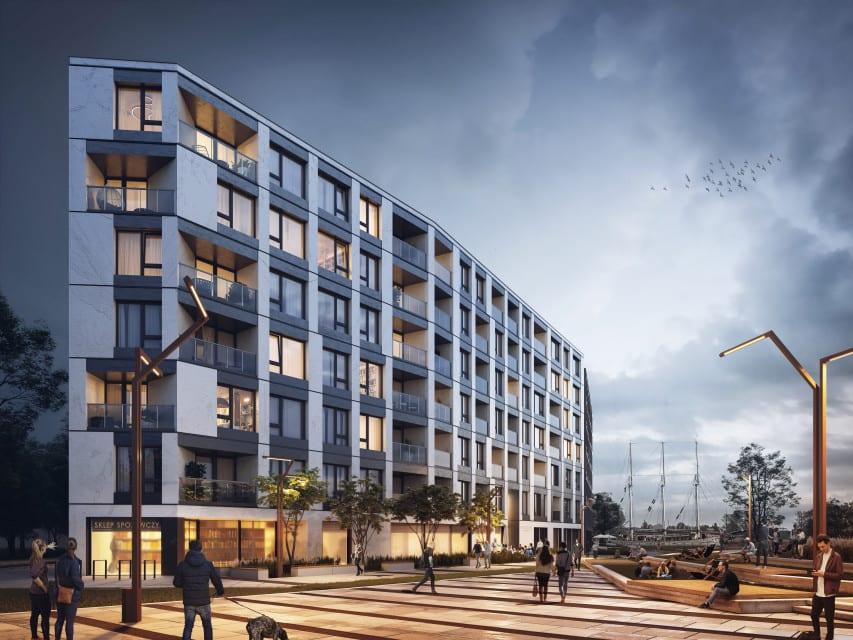 Psychologia i architektura – nierozerwalny duet - Apartamenty Chlebova i plac - projekt Roark Studio