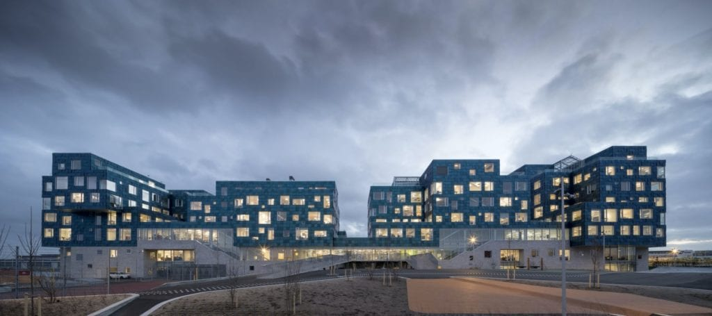 C.F. Møller Architects Copenhagen International School photo Adam Mørk
